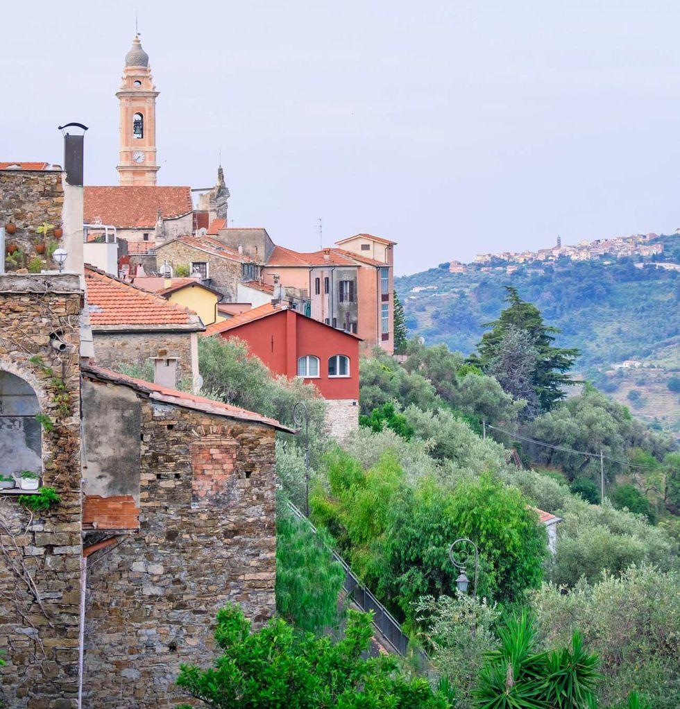 Redaktionens favorit: Civezza – drömmen om en italiensk bergsby