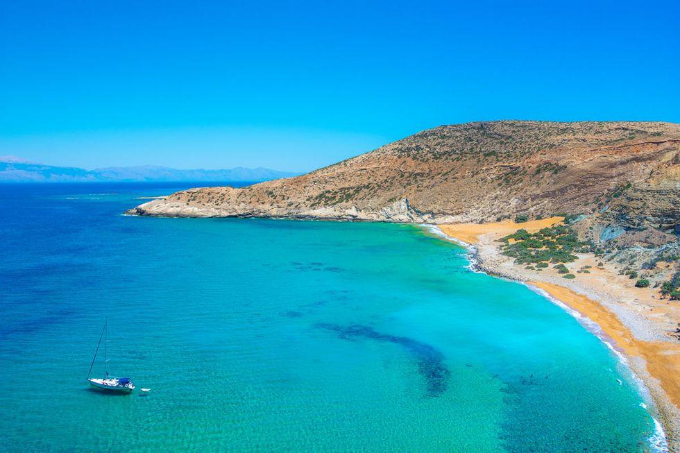 25 guldkorn i Grekland