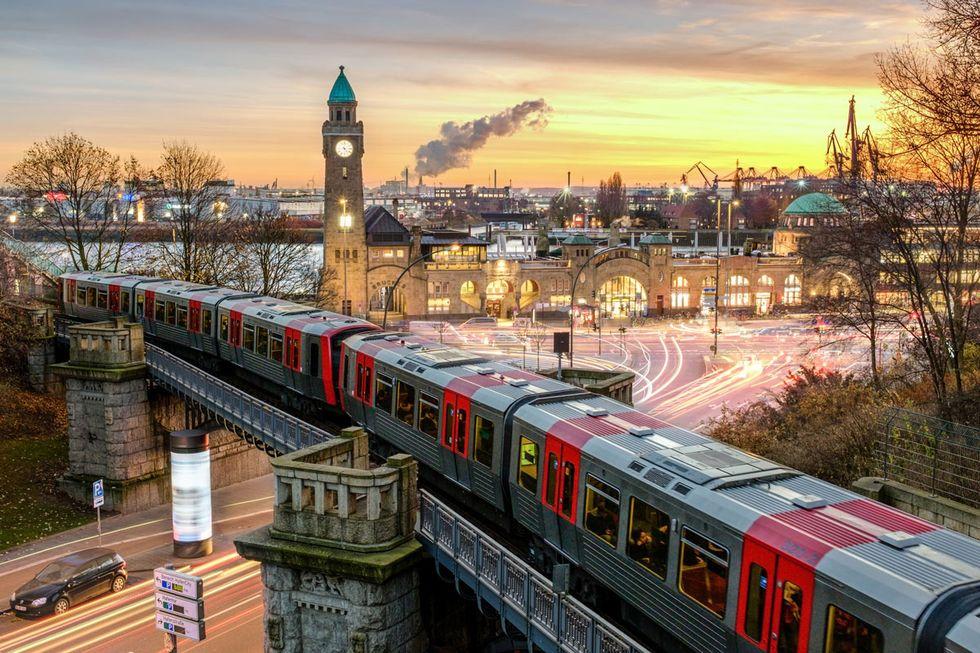 SJ börjar köra nattåg mellan Stockholm och Hamburg
