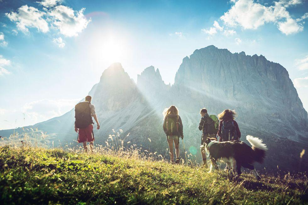 10 vandringar i Europa att göra på hösten