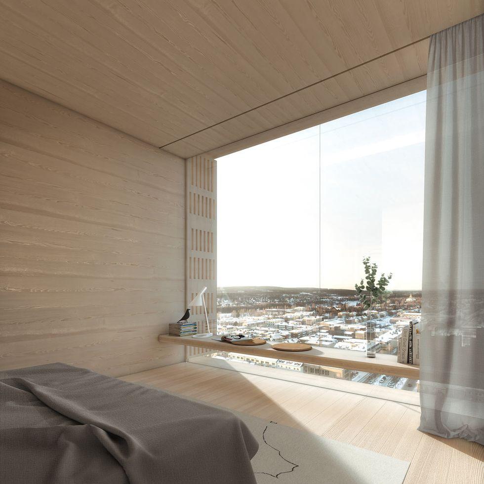 Här är Skellefteås sprillans nya kulturhus
