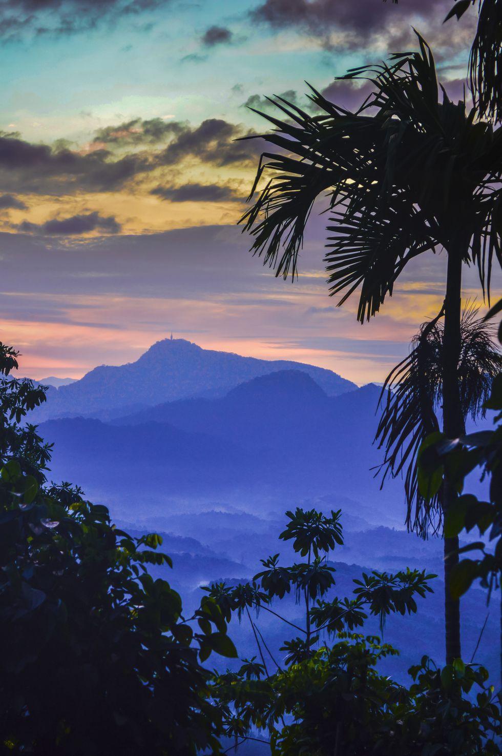 Är detta Sri Lankas bästa och läskigaste utsiktsplats?