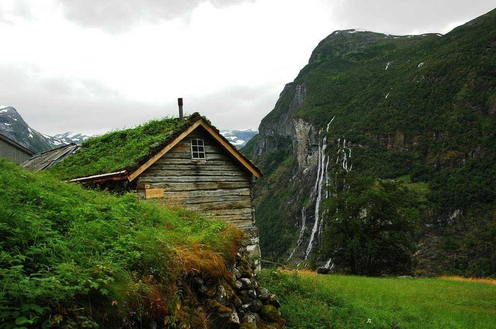 12 sagolika bilder från Norge som kommer få dig att tappa andan