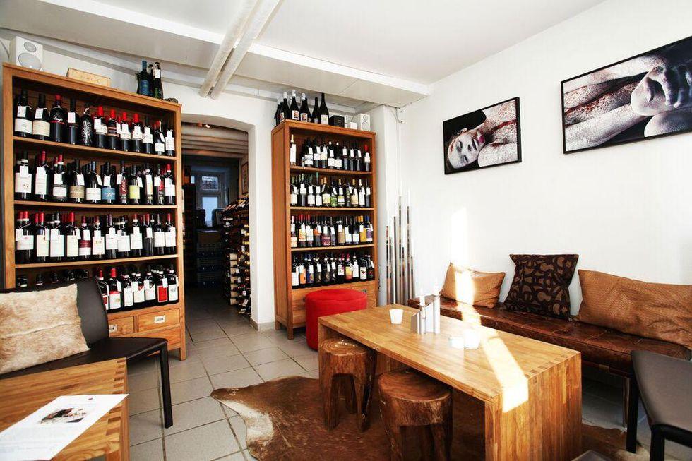 Köpenhamns 5 bästa vinbarer