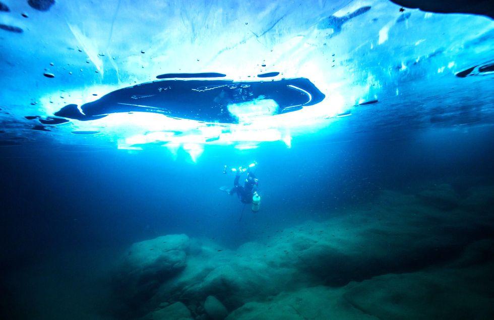 5 udda dyksajter – från Grönland till Mexiko