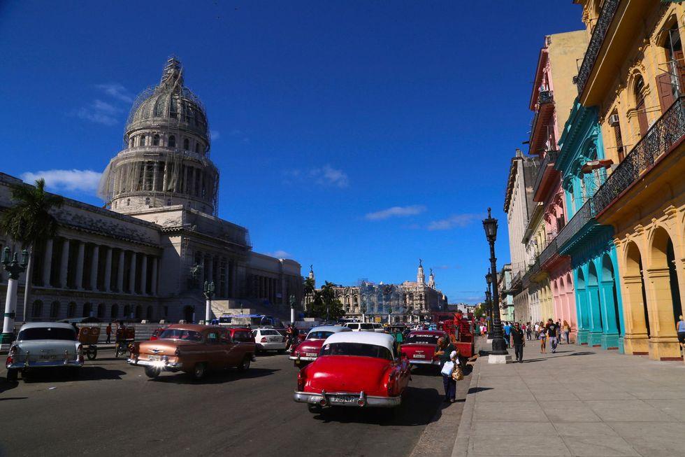 Så blåser lurendrejare turister på Kuba