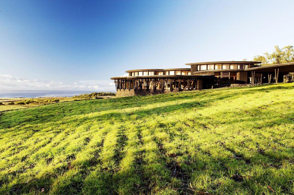 Isolerad lyx – 10 hotell långt bort från civilisationen