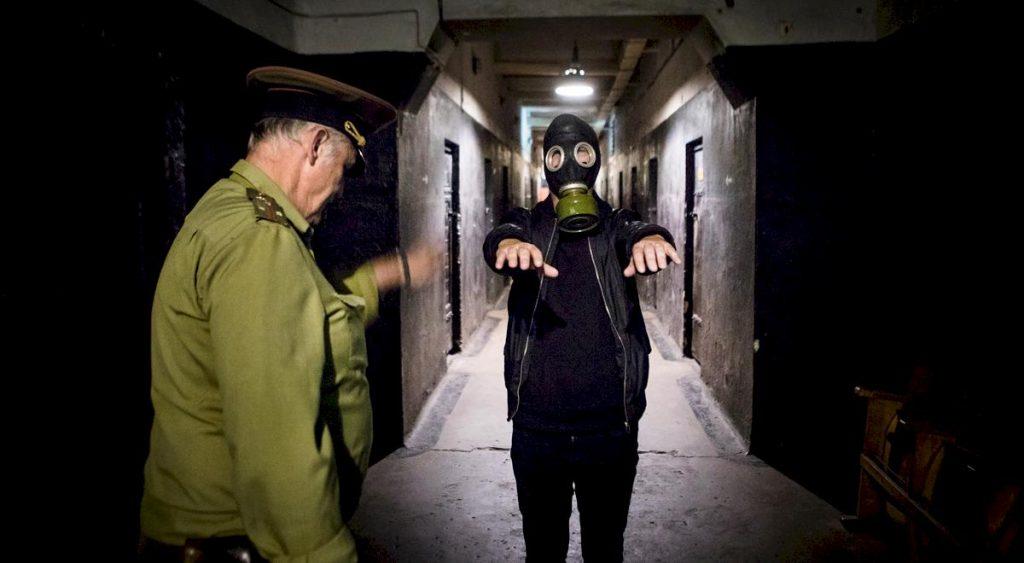 Lajv på ett lettiskt fängelse